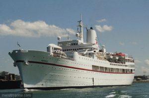 bateau de croisière Mermoz