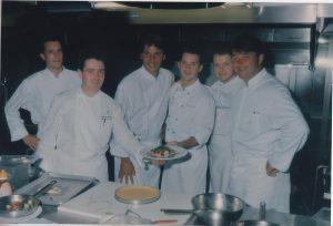 Croisière culinaire avec le Chef Jean Pierre VIGATO