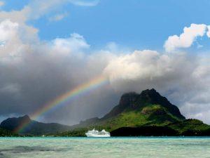 bateau de croisière paul Gauguin